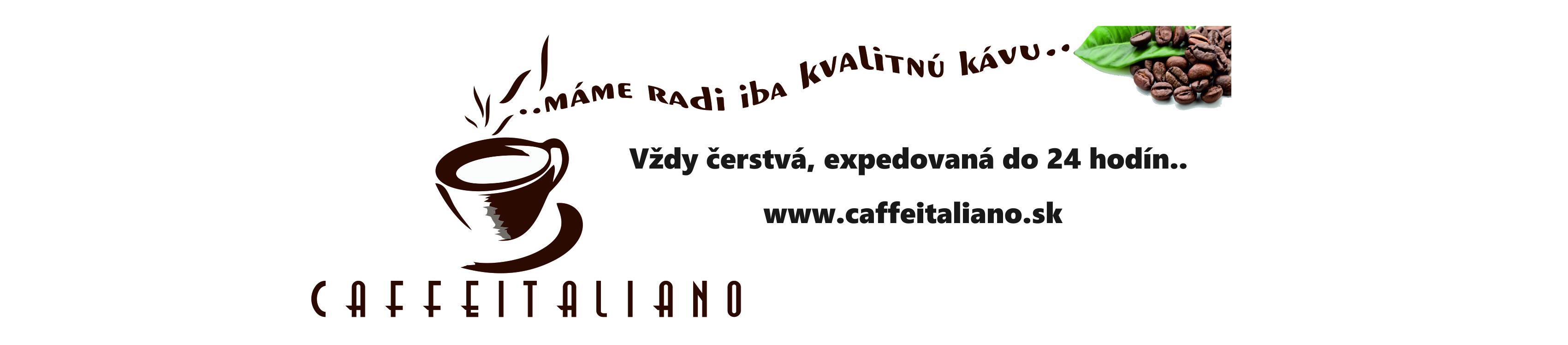 caffeitaliano eshop zrnkova talianska kvalitna kava kavicka zawmark plus